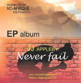 JJ Appleby - Never Fail (no label) CD